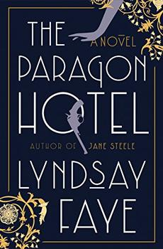 Book Jacket: The Paragon Hotel