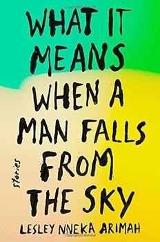 Book Jacket: What It Means When a Man Falls from the Sky