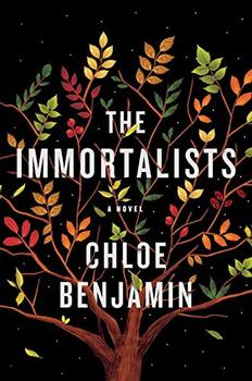 Book Jacket: The Immortalists