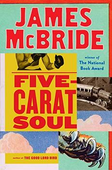 Book Jacket: Five-Carat Soul