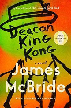 Deacon King Kong Book Jacket