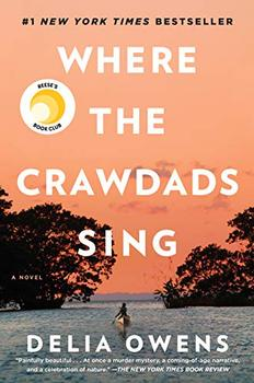 Book Jacket: Where the Crawdads Sing