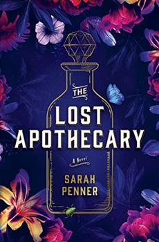Book Jacket: The Lost Apothecary