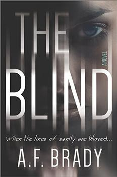 Book Jacket: The Blind