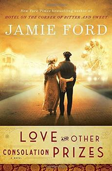 Love and Other Consolation Prizes Book Jacket
