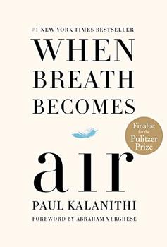 When Breath Becomes Air Book Jacket