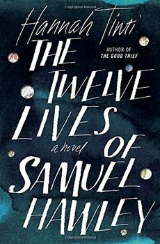 Book Jacket: The Twelve Lives of Samuel Hawley