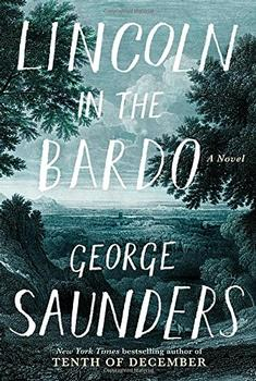 Book Jacket: Lincoln in the Bardo