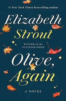 Book Jacket: Olive, Again