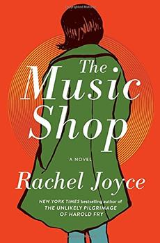 Book Jacket: The Music Shop