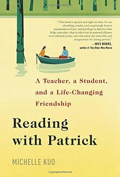 Book Jacket: Reading with Patrick