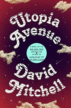 Book Jacket: Utopia Avenue