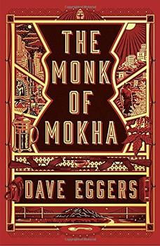 Book Jacket: The Monk of Mokha