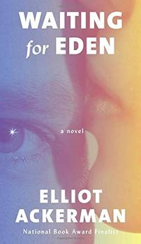 Book Jacket: Waiting for Eden