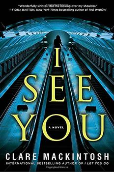 Book Jacket: I See You