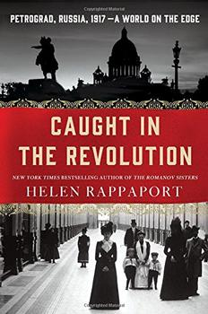 Book Jacket: Caught in the Revolution