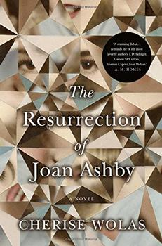 Book Jacket: The Resurrection of Joan Ashby