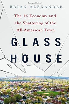 Book Jacket: Glass House