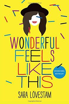 Book Jacket: Wonderful Feels Like This