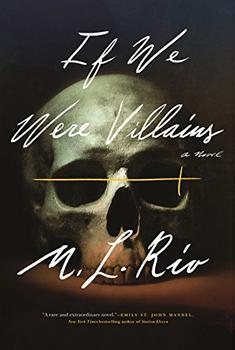 Book Jacket: If We Were Villains