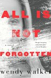 Book Jacket: All Is Not Forgotten