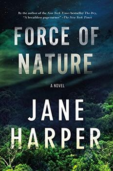 Book Jacket: Force of Nature
