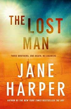 Book Jacket: The Lost Man