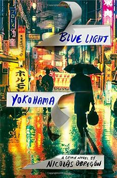 Book Jacket: Blue Light Yokohama