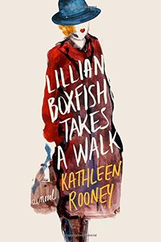 Book Jacket: Lillian Boxfish Takes a Walk