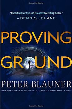 Book Jacket: Proving Ground