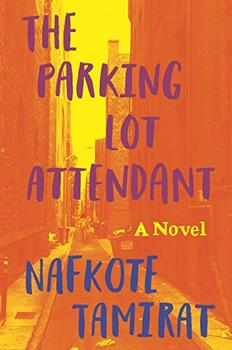 Book Jacket: The Parking Lot Attendant