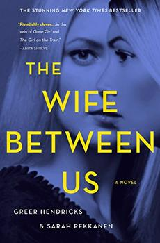 Book Jacket: The Wife Between Us