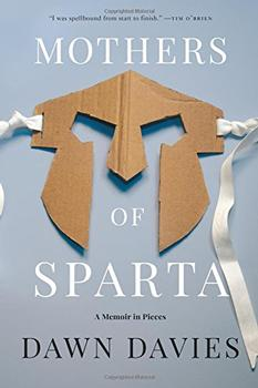 Book Jacket: Mothers of Sparta