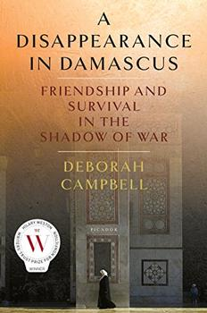 Book Jacket: A Disappearance in Damascus
