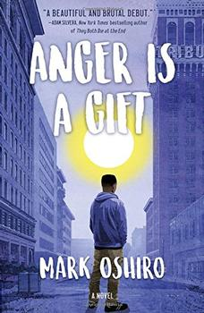 Book Jacket: Anger Is a Gift