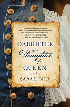 Book Jacket: Daughter of a Daughter of a Queen