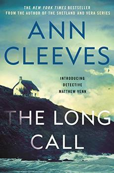 Book Jacket: The Long Call