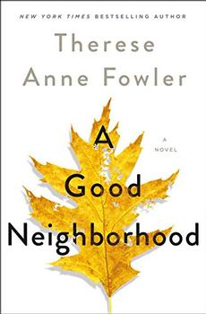 Book Jacket: A Good Neighborhood