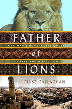 Book Jacket: Father of Lions