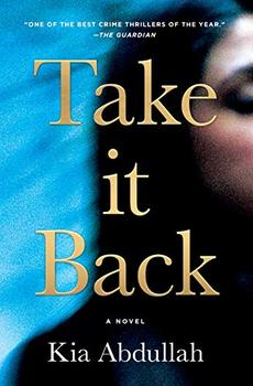 Book Jacket: Take It Back