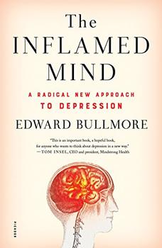 Book Jacket: The Inflamed Mind