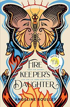 Book Jacket: Firekeeper's Daughter