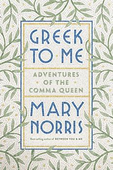 Book Jacket: Greek to Me