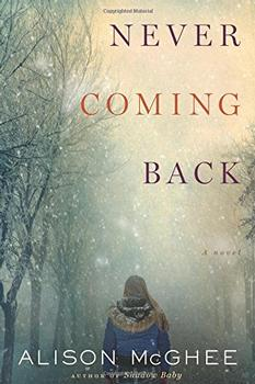Book Jacket: Never Coming Back