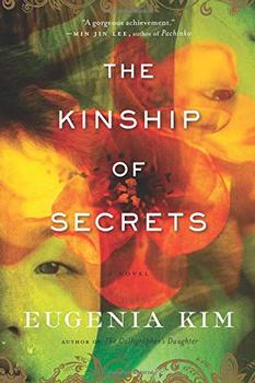 Book Jacket: The Kinship of Secrets
