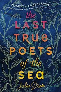 Book Jacket: The Last True Poets of the Sea