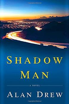 Book Jacket: Shadow Man
