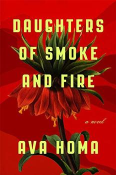 Book Jacket: Daughters Of Smoke & Fire