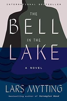 Book Jacket: The Bell in the Lake