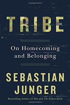 Book Jacket: Tribe